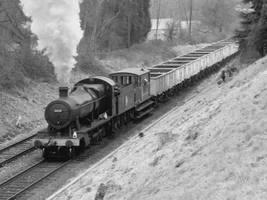 3850 III by matt-durkan-railways