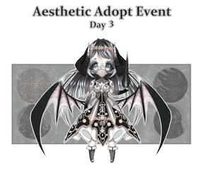 Aesthetic Event: Day 3 [1/1 OPEN] by Mewpyonadopts