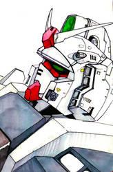 Gundam WIP by TheKangrejoman