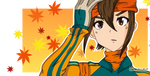 Endou_Manoru_Autumn by DarkJillMLP123