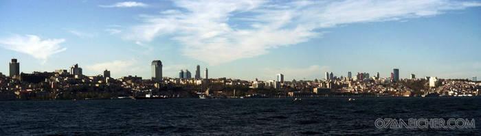 Metropolitan: Istanbul by ozaneicher