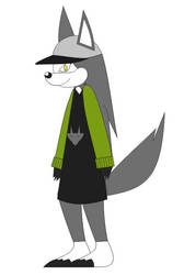 (Gift) Lilith the Mc Wolf by Alejandro10000