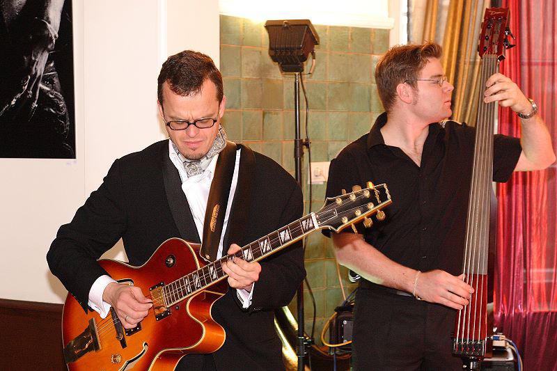 Jazz FMQ at Koerpervisionen by albemuth