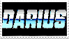 Darius Stamp by StampPKU