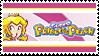 Super Princess Peach Stamp by StampPKU