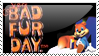 Conker's Bad Fur Day Stamp by StampPKU
