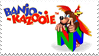 Banjo Kazooie by StampPKU