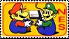 NES Stamp by StampPKU