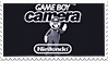 Game Boy Camera Stamp by StampPKU