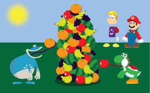 A Fruity Feast by gemstonelover49