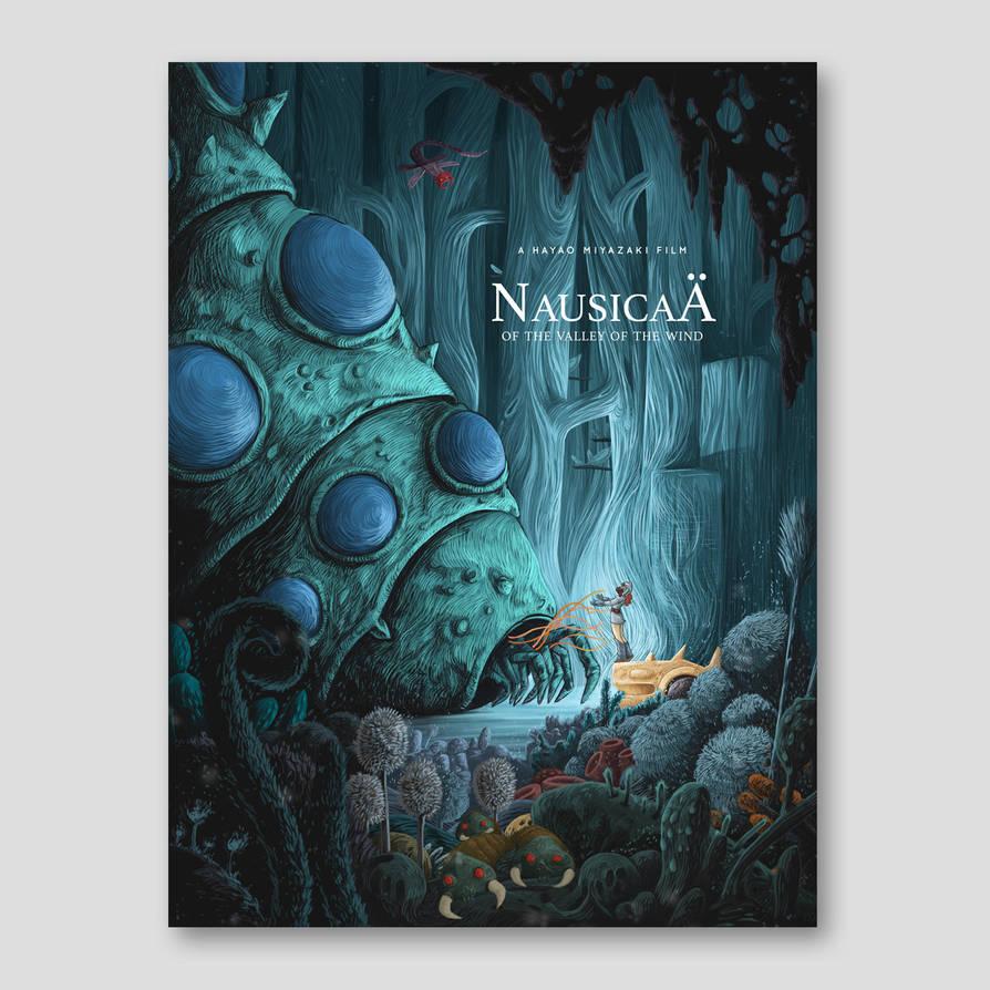 NausicaA by 3tx
