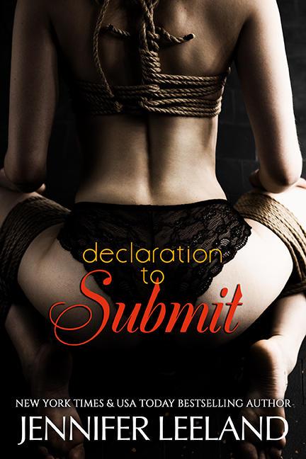 Declaration To Submit by scottcarpenter