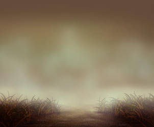 Background Grass Brown by ChaosStocks