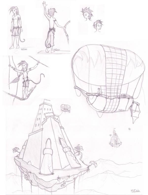 Mangalii, some ideas by matchab