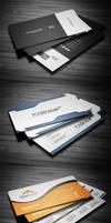 Business Cards Bundle #1 by FlowPixel