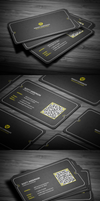 Rounded Modern Business Card by FlowPixel