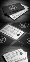 Creative Loyalty Business Card by FlowPixel
