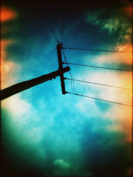 wire by viewfinder