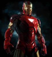 Iron Man by Bya-Bya