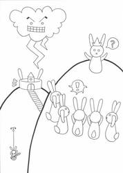 Rabbitville by milkjunkie