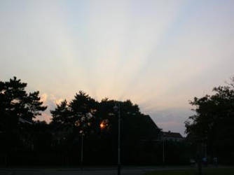 beaming up by milkjunkie