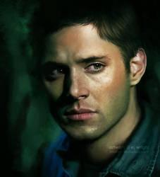 Dean Winchester - Wayward Son by Imaliea