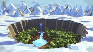 Forgotten Lands by Obsidianmoon13