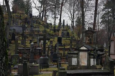 Rasos Cemetery by DedraStarling