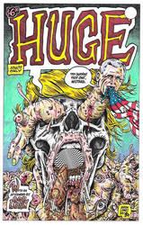 AARON LANGE'S HUGE by dextercockburn