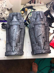 Dwarven Legplates by ShadowMaginis