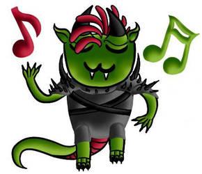 Jason musical chibi by lectraplayer
