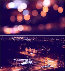 City Lights by CarotidArtery