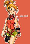 Rikku [ FFX ] by SpeedyDumpling
