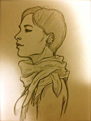 SelfSketch by IpernovaOfMine