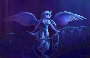 In Her Light by viwrastupr