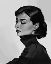 Audrey Photostudy by Nelkarts