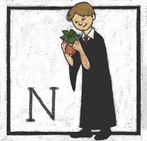 Neville Longbottom by MissSmish