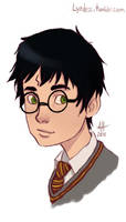Book 1 Harry by Lyndez