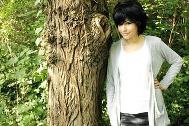 Mystery Girl 002 by xHaku-chanx