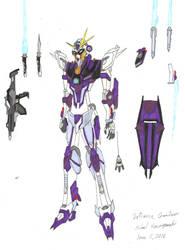 Defiance Gundam by Aeirifawn22