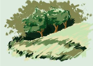 Trees? by Hi-Mikumo