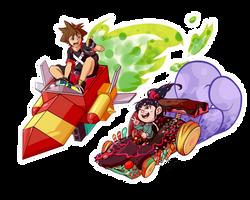 Candyrace by KingdomBlade