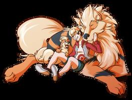 Fire Dogs by KingdomBlade