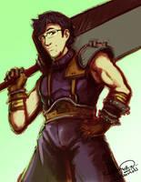 Mark - SOLDIER by Donomon