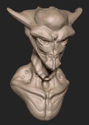 Alien by S2uey