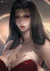 Wonder Woman by pradesta