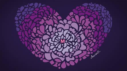 Markiplier's heart by Mangaka29