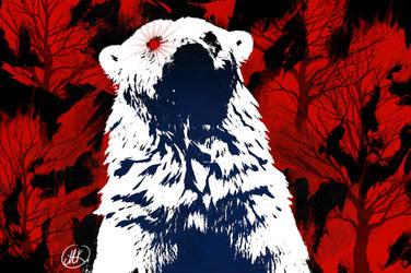 Bear forest by Mangaka29