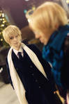 Merry Christmas Mr.Kirkland by Nai-najo