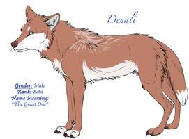 Denali - Beta by shadowedancer